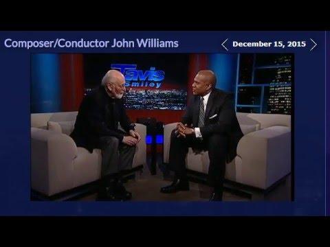 FULL John Williams Interview for Star Wars VII Music