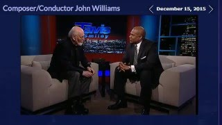 Repeat youtube video FULL John Williams Interview for Star Wars VII Music