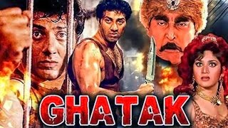 Download lagu Ghatak (1996) Full Hindi Movie | Sunny Deol, Meenakshi Seshadri, Danny Denzongpa, Amrish Puri
