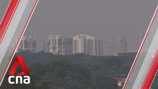 Air quality in Singapore may reach unhealthy levels if situation worsens: NEA