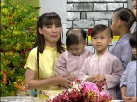 Talk với Phi Nhung: Hương vị Tết quê nhà - Vui Sống Mỗi Ngày [VTV3 - 08.02.2013]