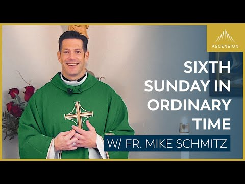 Sixth Sunday in Ordinary Time - Mass with Fr. Mike Schmitz