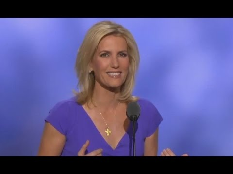 Laura Ingraham. Speech at RNC. July 20, 2016.  RNC 2016.  Cleveland, Ohio .