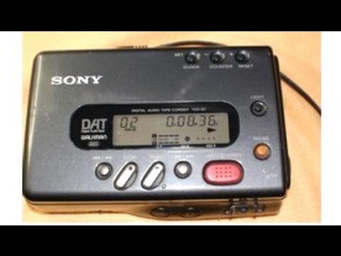 Sony TCD D7 D8 Repair Service