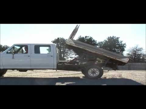 1996 Ford F350 >> 1996 Ford F350 XLT Crew Cab flat dump bed truck for sale ...
