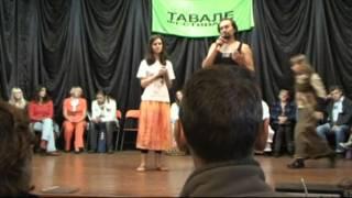 Тавале 2012. Представление тренеров, блок 34.