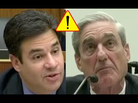2 Congressman Confront Robert Mueller on Subpoena and Spying Abuse By FBI Prosecutors!