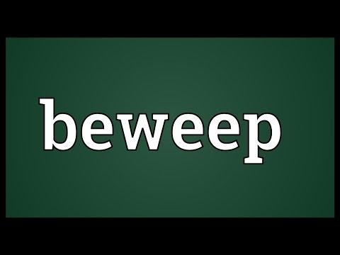 Header of beweep