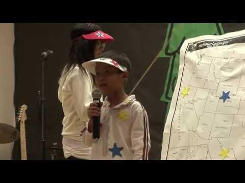 Tyler Nguyen - Talent Show Ranch Hills Elementary School, December 16, 2010