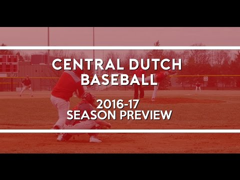 Central College 2017 Season Baseball Preview