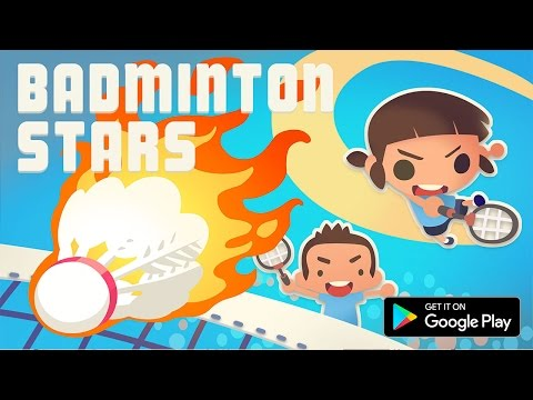 Badminton Stars Trailer (Indonesia)