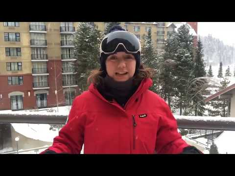 Snow Report @ Whistler, Canada