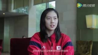 大堀彩尤伯杯采访(Aya ohori Interviewed in  Uber Cup)