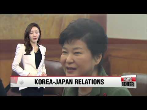 NEWSCENTER 22:00 Gov't officials visit survivors of Japan's wartime sex crimes
