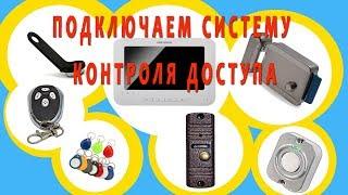 видео Системы контроля доступа