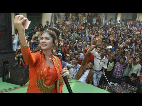 Rittika Sen Stage Performance at Kandi Raj College | College Social Programme