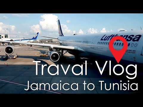 Quick Travel Vlog | Jamaica to Tunisia