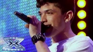 "Al Calderon - Makes More Than Just ""sara Smile"" - The X Factor Usa 2013"
