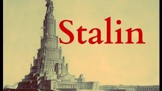 "Иосиф Сталин - ""Линия Сталина"" 1 серия Бетономания"