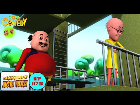 Bahaduri Puraskar - Motu Patlu in Hindi - 3D Animated cartoon series for kids - As on Nick thumbnail