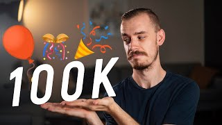 100k Silver Play Button Unboxing  Live Qandampa