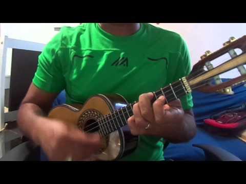 Ponta de dor Jorge Aragão ensinando (Gelsinho Do Cavaco)