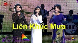 TỨ ĐẠI DANH CA HỘI NGỘ - Phương Dung , Giao Linh , Trang Mỹ Dung , Sơn Tuyền   Lk Nhạc Vàng