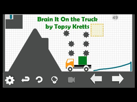 Brain It On the Truck level 49