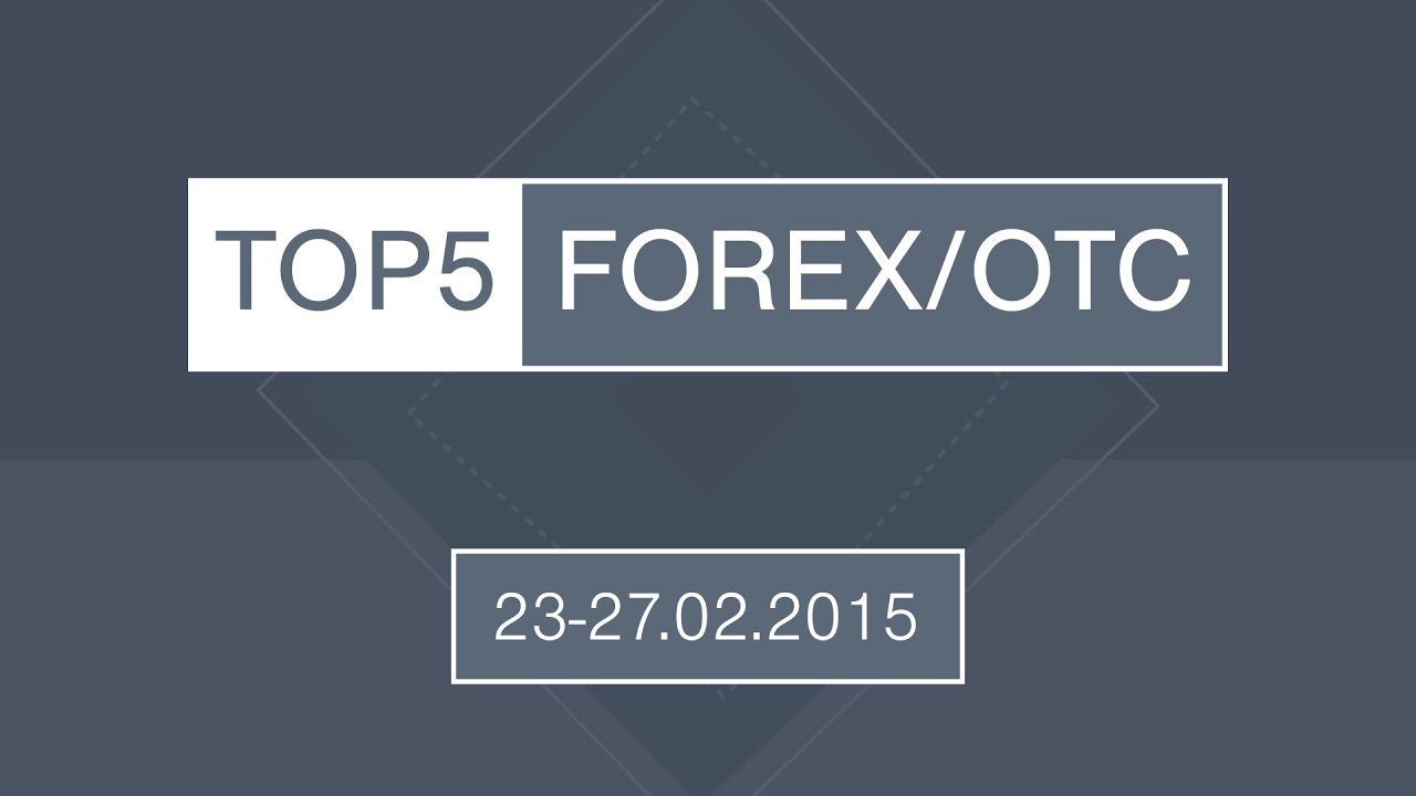 Forex otc options