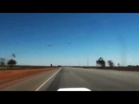 Port Hedland to South Hedland, WA