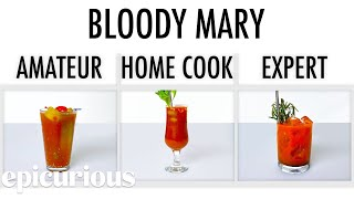4 Levels of Bloody Mary: Amateur to Food Scientist  Epicurious
