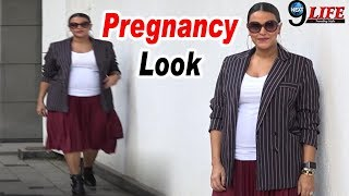 Neha Dhupia से लें Pregnancy Outfits Inspiration   Neha Dhupia Pregnancy Look