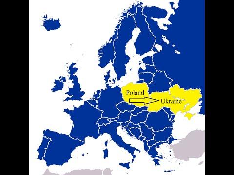Poland/Kraków to Ukraine Part 24