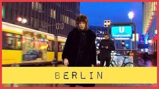 BERLIN'DE YER ÇEKİMİNE MEYDAN OKUDUM 😱