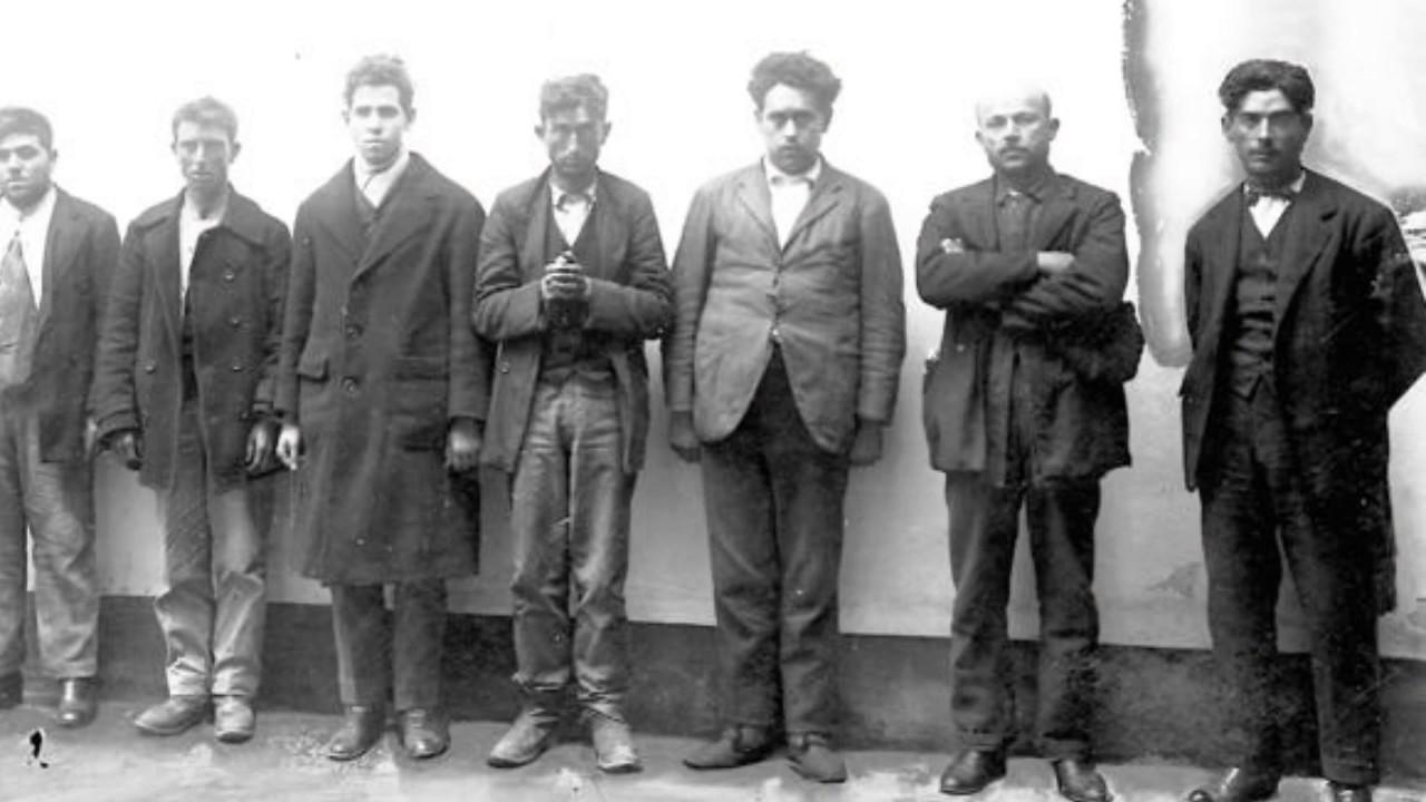 Resultado de imagen de trienio bolchevique andaluz imagenes