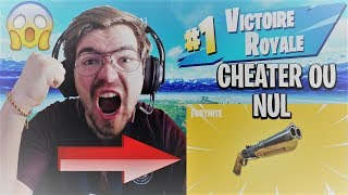 [FR-PS4-LIVE] 🔴LE 'NEW POMPE DOUBLE' ' CHEATER' OR 'NUL' ON FORTNITE 🔴 [702 WINS]