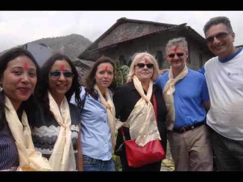 habitat for Humanity trip - Incredible Nepal 2015