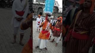 Kewal bhagat nishan akhada mini bagad kolhapur