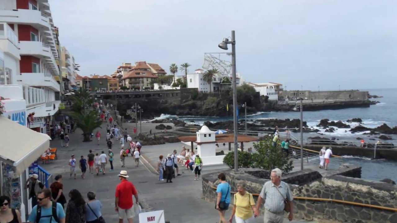 Puerto De La Cruz Video