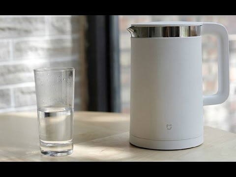 Xiaomi Mi Smart Electric Kettle Review! Is It Awesome?