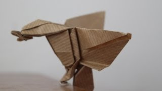 Origami Eagle By Joseph Wu