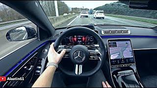 Mercedes-Benz S Class Test Drive