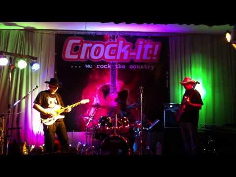 Huckleberry jam and Cliffs of rock city - Crock it !