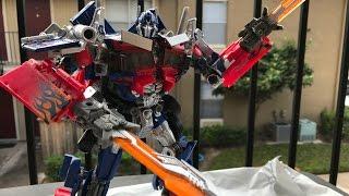Transformers MB-11 Optimus Prime Takara Movie the Best Leader Class