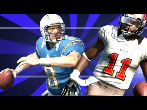 Madden 13: Tiquan Underwood & Curtis Painter are BEASTS! 360 Community & MUT Livestream!