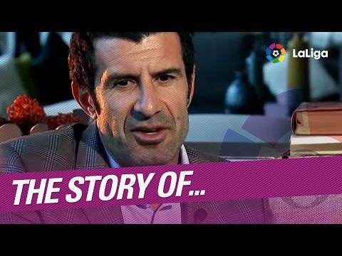 The story of Luis Figo