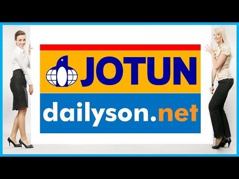 Sơn Jotun - Đại Lý Sơn Jotun Chính Hãng