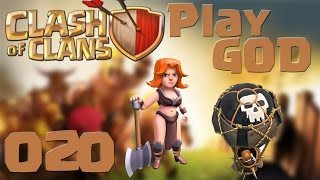"COC [PlayGOD #020] ""LoGoWiVa gegen Rathaus 10"" 