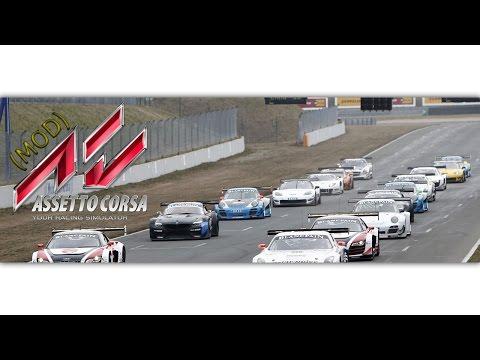 Motorsport Arena Oschersleben - Assetto Corsa (MOD)