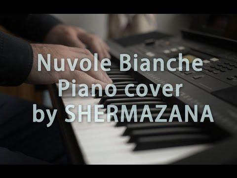 Ludovico Einaudi - Nuvole Bianche Piano cover by Shermazana